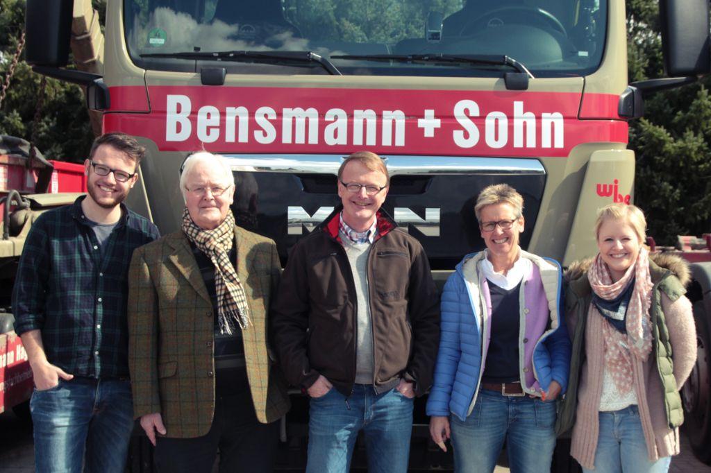 Bensmann Familie